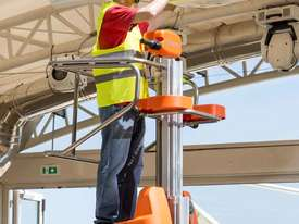 Elevah 4 Metre Electric Platform Ladder | 40 Move - picture5' - Click to enlarge