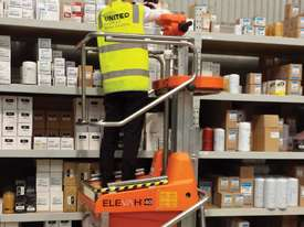 Elevah 4 Metre Electric Platform Ladder | 40 Move - picture8' - Click to enlarge