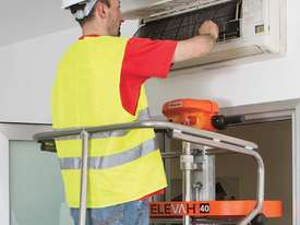 Elevah 4 Metre Electric Platform Ladder | 40 Move - picture9' - Click to enlarge