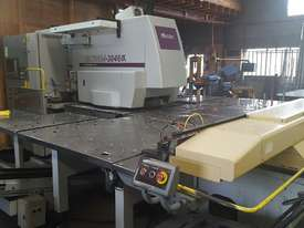 Great condition Japanese made Muratec Punching machine still under power - picture0' - Click to enlarge