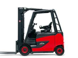 Linde Series 387 E20-E35 Electric Forklifts - picture0' - Click to enlarge