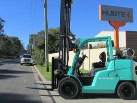 USED Mitsubishi FG45N Forklift Truck - picture0' - Click to enlarge