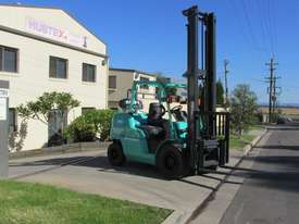 USED Mitsubishi FG45N Forklift Truck - picture3' - Click to enlarge