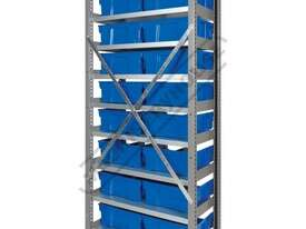 MSR-16 Industrial Modular Storage Shelving Package Deal 943 x 465.4 x 2030mm Includes 16 x BK-420 Pl - picture3' - Click to enlarge