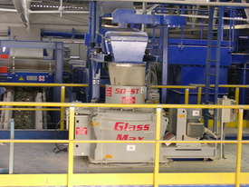 GLASS CRUSHER REMco 310-ST VSI CRUSHER - picture3' - Click to enlarge