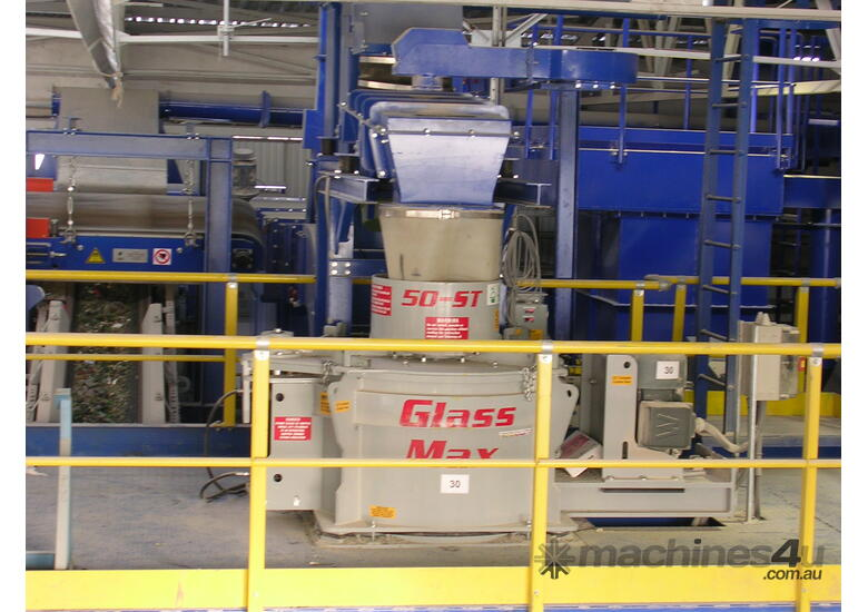 GLASS CRUSHER REMco 310-ST VSI CRUSHER
