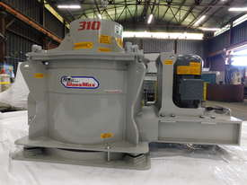 GLASS CRUSHER REMco 310-ST VSI CRUSHER - picture0' - Click to enlarge