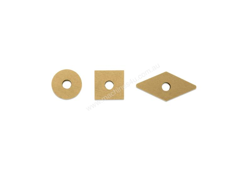 Robert Sorby Titanium Nitride Coated (TIN) - Pack of 3 Cutters