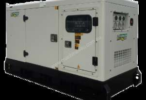 OzPower 66kva Three Phase Cummins Diesel Generator