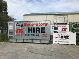 300kVA HIRE generator set - picture0' - Click to enlarge