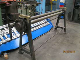 AP Lever 1800mm x 76mm Manual Curving Rolls - picture0' - Click to enlarge