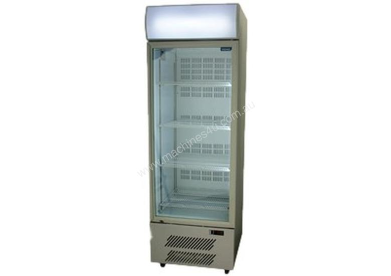 Williams HTK2GDCB Upright Two Glass Door Chiller - 1020 Litre