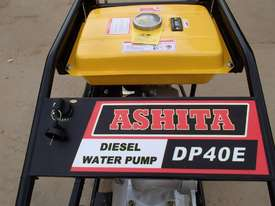 Ashita DP40E 4 Inch Diesel Water Pump - picture5' - Click to enlarge