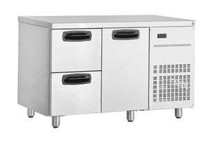 Inomak UBD2000 Under Bar Fridge with 1 Door / 2 Drawers