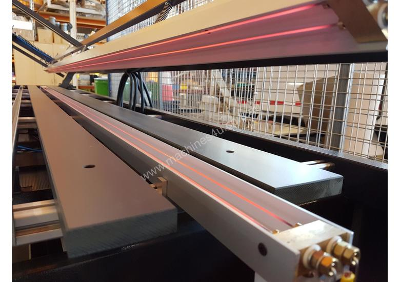 HRP/S300 is the ultimate 3m double-sided Plastic Bending Machine....
