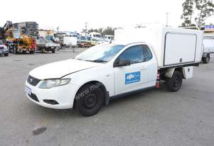 2011 Ford Commercial 4 Tradesman's 4x2 Utility - In Auction