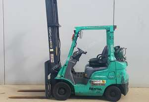 Mitsubishi 1.8T Good Condition Forklift