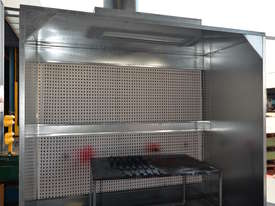 Wet & Dry Spray Booth - picture4' - Click to enlarge