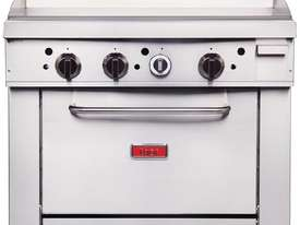 Thor GE544-N - Gas Oven Ranges with 900mm Griddle Natural Gas - picture0' - Click to enlarge