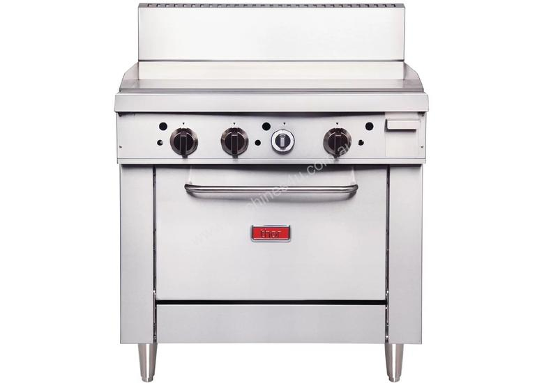 Thor GE544-N - Gas Oven Ranges with 900mm Griddle Natural Gas