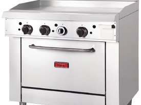 Thor GE544-N - Gas Oven Ranges with 900mm Griddle Natural Gas - picture2' - Click to enlarge