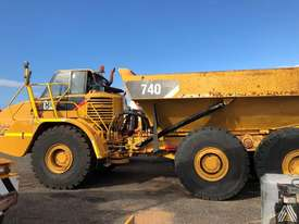 2007 CATERPILLAR 740 ARTICULATED DUMP TRUCK - picture4' - Click to enlarge
