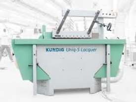 KUNDIG edgesander for Lacquer, Hi gloss, Veneer or solid timber - picture4' - Click to enlarge