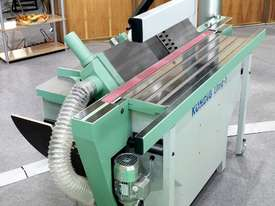 KUNDIG edgesander for Lacquer, Hi gloss, Veneer or solid timber - picture11' - Click to enlarge
