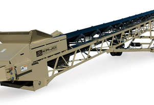 13 SERIES PORTABLE RADIAL STACKING CONVEYOR