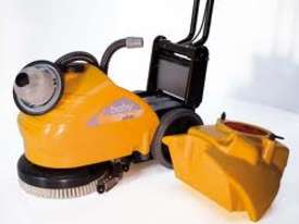 Adiatek Baby Auto scrubber - picture5' - Click to enlarge