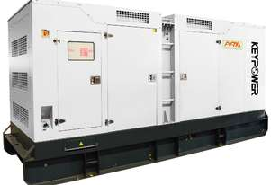 550kVA Portable Diesel Generator - Three Phase