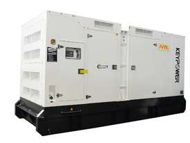 550kVA Portable Diesel Generator - Three Phase - picture1' - Click to enlarge
