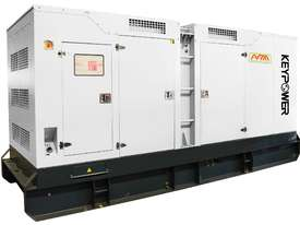 550kVA Portable Diesel Generator - Three Phase - picture0' - Click to enlarge