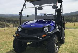 LAND-PRO SX200 4X2 SIDE X SIDE UTV ATV BUGGY NEW | Assembled & Pre-delivered |