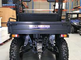 LAND-PRO SX200 4X2 SIDE X SIDE UTV ATV BUGGY NEW | Assembled & Pre-delivered | - picture10' - Click to enlarge