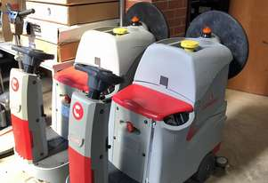 Comac innova 55B Ride on scrubber