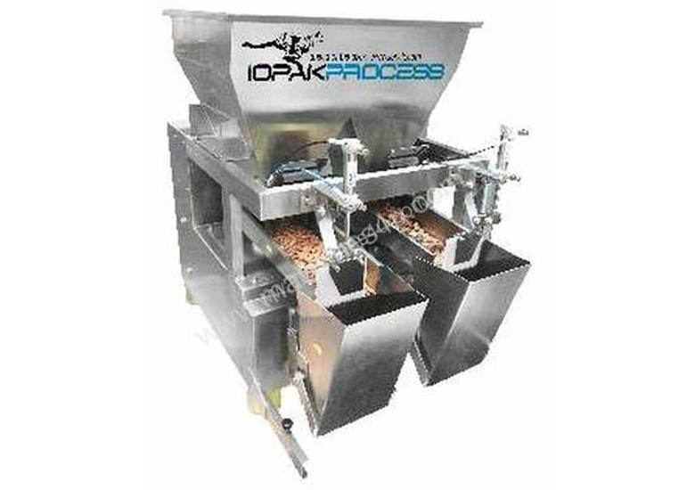 Twin Head Linear Weigher with Stand