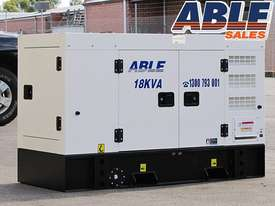 18 kVA Diesel Genset 240V - picture2' - Click to enlarge