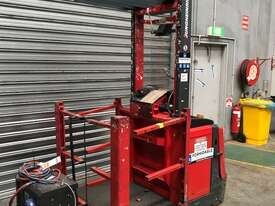 Jungheinrich ECP160LG Stock Picker Forklift - picture1' - Click to enlarge