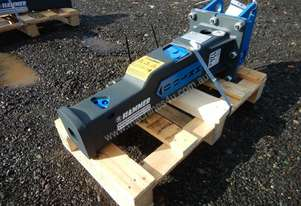 Unused Hammer HM100 Hydraulic Breaker
