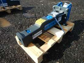 Unused Hammer HM100 Hydraulic Breaker - picture0' - Click to enlarge