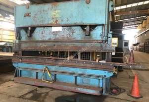 Amc A.M.C hydraulic Brake Press