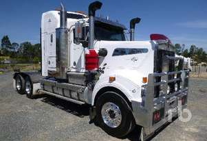 KENWORTH T908 Prime Mover (T/A)