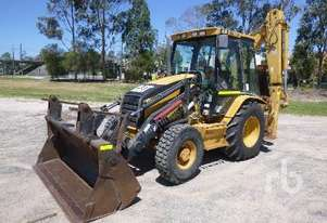 CATERPILLAR 432D Loader Backhoe