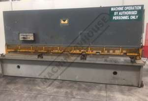 HG-4012 Hafco Hydraulic Guillotine  4000 x 12mm