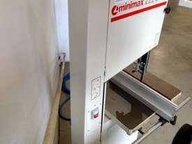 SALE - MiniMax S45N Bandsaw - picture2' - Click to enlarge