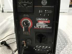 MIG Welder Lincoln LN25 Pro Separate Wire Feeder (SWF) Industrial Duty Welding Machine - picture4' - Click to enlarge