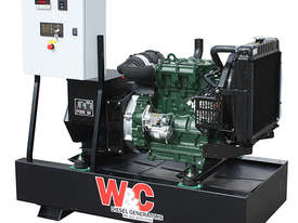 6.1kVA, Single Phase, Diesel Standby Generator with Lister Petter Engine - picture0' - Click to enlarge