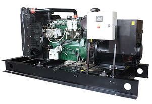 200kVA, Three Phase, Lister Petter Open Standby Generator