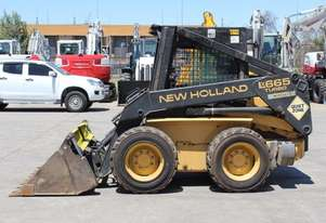 New Holland LX665 Skid Steer Loader